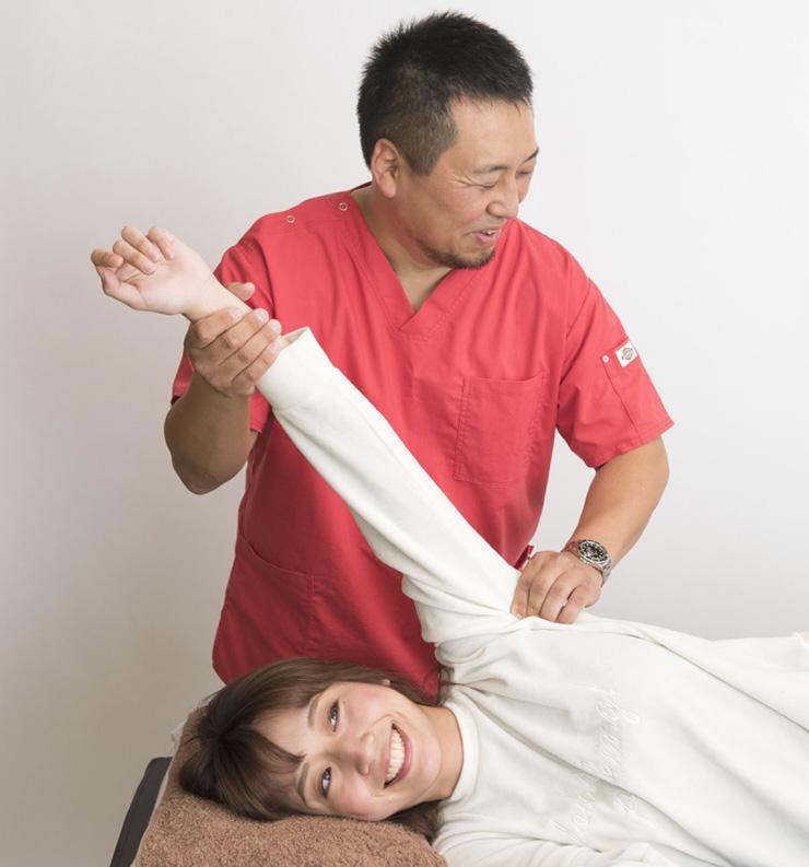 インストラクターは凄腕治療家